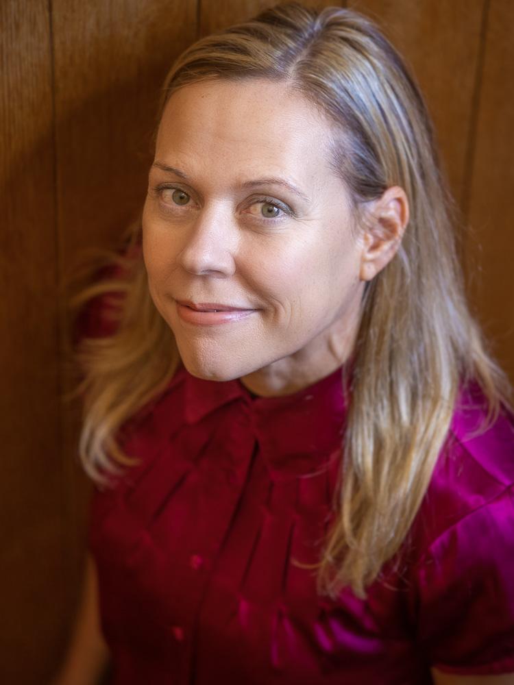 Pam Madden portrait